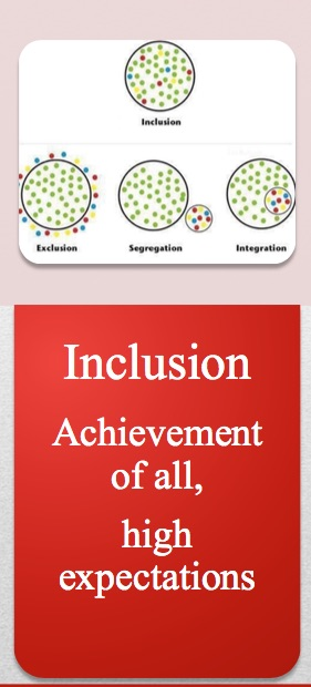 Inclusion (Part 1) How good are our inclusive practices?